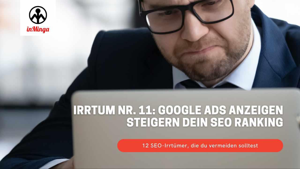 Google Adwords steigert SEO Ranking
