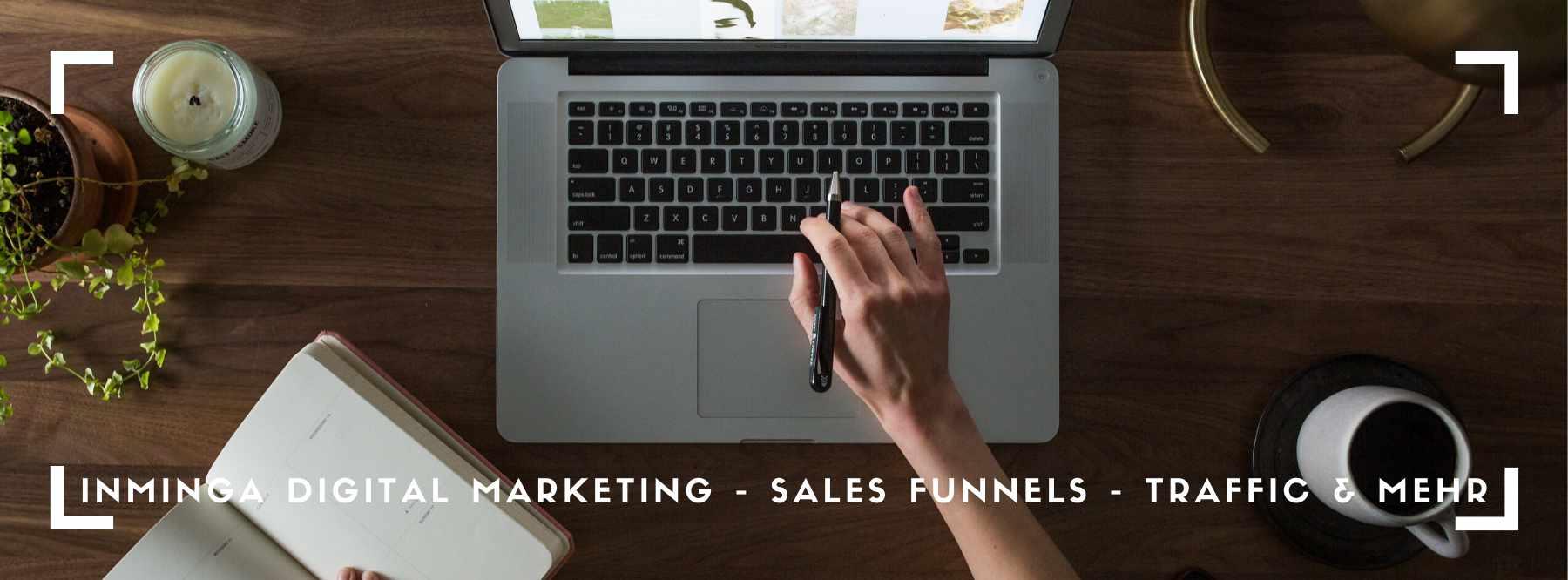 inMinga Online Marketing Dienstleistungen