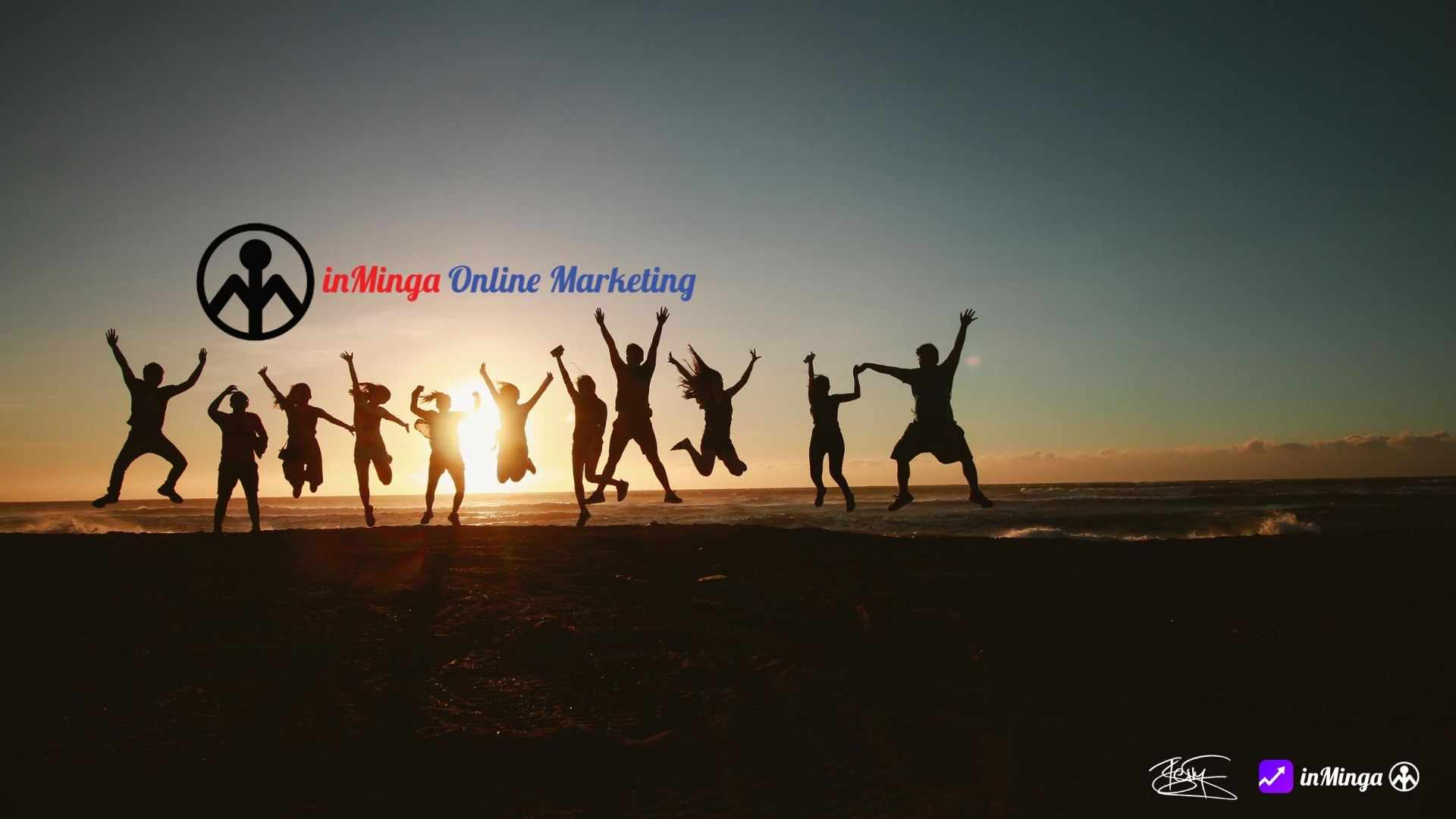 inMinga Online Marketing Agentur Team